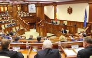 В Молдове отложили голосование по евроинтеграции