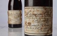 В Нью-Йорке бутылку вина продали с аукциона за рекордную цену
