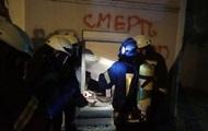 В Киеве правые атаковали офис Медведчука