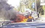 В Сербии взорвали авто телеведущей