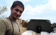 На Донбассе от пули снайпера погиб боец из Черкасс - СМИ