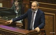 Пашинян заявил об уходе с поста премьера Армении