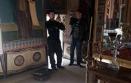 В Одесской области из храма украли три старинные иконы