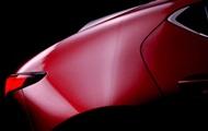 Mazda показала видео с новым хэтчбеком-