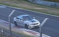 Появились шпионские фото с седаном BMW M3