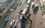 В Киеве водитель-эпилептик устроил масштабное ДТП