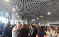 В аеропорту Бориспіль застрягли 200 пасажирів - ЗМІ