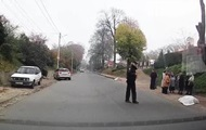 На Львовщине водитель сбил насмерть пенсионерку и скрылся