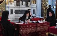 Константинополь не будет разрывать отношения с РПЦ