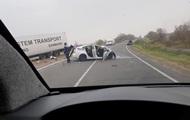 В аварии во Львовской области погиб полицейский