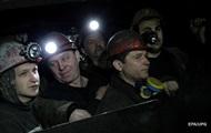 В Луганской области шахтеры бастуют вторые сутки