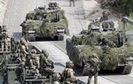 Участие в учениях НАТО обойдется немцам в 90 млн евро