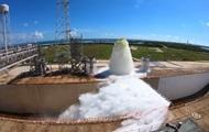 """NASA показало, как на стартовой площадке """"убивают"""" шум ракет"""