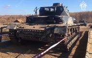 Каскадер был раздавлен танком на съемках фильма