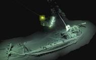 Древнегреческий корабль нашли на дне Черного моря