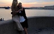 Сергей Шнуров показал свою новую супругу