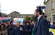 Студенты КПИ требуют отставки ректора и проректора