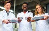 В университете Африки создали кирпич из мочи