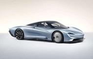 Самый быстрый McLaren показали на фото