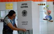 В Бразилии начался второй тур выборов президента