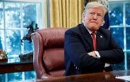 Рейтинг Трампа в США опустился до 40%