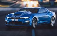 Chevrolet показала 700-сильное электрическое купе