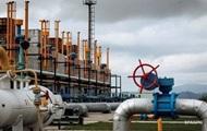 Украина на четверть сократился импорт газа