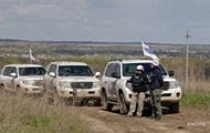 Хуг сообщил, сколько наблюдателей ОБСЕ находится на Донбассе