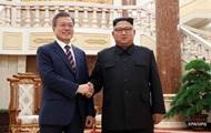 Глава Южной Кореи анонсировал визит Ким Чен Ына в Сеул