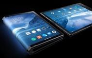В Китае представили первый в мире гибкий смартфон