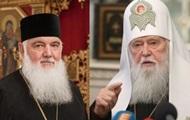 УПЦ МП: Филарет и Макарий не смогут претендовать на главу новой церкви