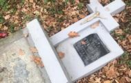 В Польше осквернили могилу украинского священника и его семьи