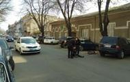 В Берегово полицейские сбили пьяного велосипедиста
