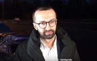 Лещенко розповів подробиці аварії під Києвом