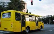 У Черкасах жінка випала з маршрутки, водій продовжив рух
