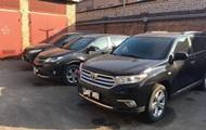 СБУ заблокувала схему легалізації викрадених автомобілів
