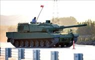 Турция начнет серийное производство новых танков