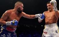 Усик поднялся в тройку лучших боксеров мира