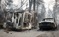 Крупнейший пожар в Калифорнии: фото и видео