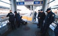 На Дарницком вокзале в Киеве умер мужчина