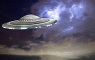 В небе над Ирландией замечено НЛО