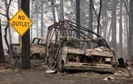 Число жертв пожаров в Калифорнии достигло 50 человек
