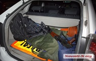 В Николаеве полиция задержала вооруженных посетителей пивной
