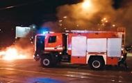 В Ужгороде сгорело два авто экс-чиновника СБУ - СМИ