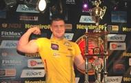 В аварии погиб чемпион мира по армспорту Андрей Пушкарь