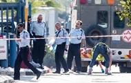 В Иерусалиме палестинец напал с ножом на полицию