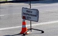 В Черниговской области перевернулась маршрутка