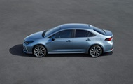 Toyota показала новое поколение седана Corolla