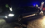На Закарпатье контрабандист на авто сбил пограничника
