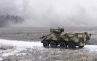 В Украине изготовили корпус для БТР из стали НАТО